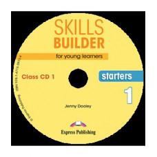 Skills Builder Starters 1 Format 2017 Class CDs