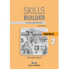 Skills Builder Starters 2 Format 2017 Teacher's Book
