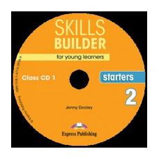 Skills Builder Starters 2 Format 2017 Class CDs