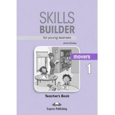 Skills Builder Movers 1 Format 2017 Teacher's Book
