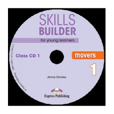 Skills Builder Movers 1 Format 2017 Class CDs
