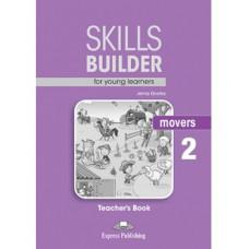 Skills Builder Movers 2 Format 2017 Teacher's Book