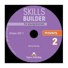Skills Builder Movers 2 Format 2017 Class CDs