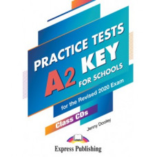 A2 Key for Schools Practice Tests CD Mp3