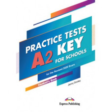 A2 Key for Schools Practice Tests Student's Book + DigiBook