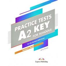 A2 Key for Schools Practice Tests Teacher's Book + DigiBook