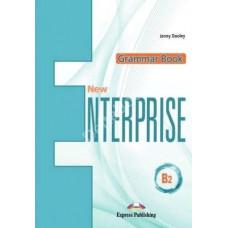 Грамматика New Enterprise B2 Grammar Book