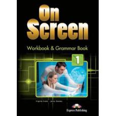 Рабочая тетрадь On screen 1 Workbook & Grammar Book