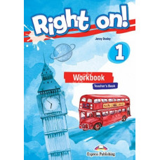 Рабочая тетрадь Right On! 1 Workbook
