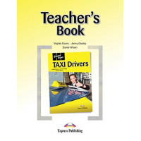 Книга для учителя Career Paths: Taxi Drivers Teacher's Book