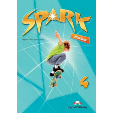 Рабочая тетрадь Spark 4 Workbook