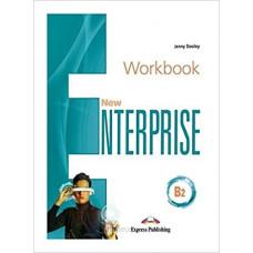 Рабочая тетрадь New Enterprise B2 Workbook