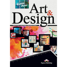 Учебник  Career Paths: Art & Design Student's Book with online access