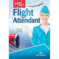 Учебник  Career Paths: Flight Attendant Student's Book with online access