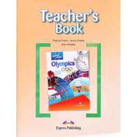 Книга для учителя Career Paths: Worldwide Sports Events Teacher's Book