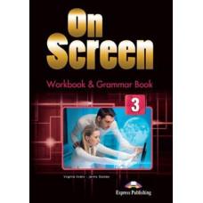 Рабочая тетрадь On screen 3 Workbook & Grammar Book