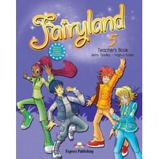 Книга для учителя Fairyland 5 Teacher's Book (With Posters)