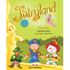 Книга для учителя Fairyland Starter Teacher's Book (With Posters)