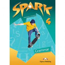 Учебник английского языка Spark 4 Grammar Book