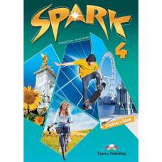 Учебник английского языка Spark 4 Student's Book