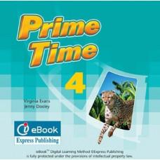 Диск Prime Time 4 ieBook