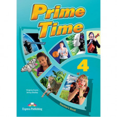 Книга для учителя Prime Time 4 Teacher's Book