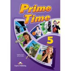 Учебник английского языка Prime Time 5 Student's Book