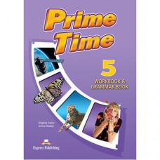 Рабочая тетрадь Prime Time 5 Workbook & Grammar Book