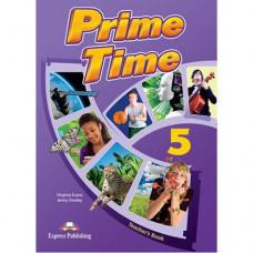 Книга для учителя Prime Time 5 Teacher's Book
