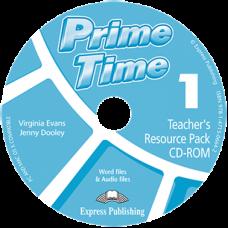 Диск Prime Time 1 Teacher's Resource Pack CD-ROM