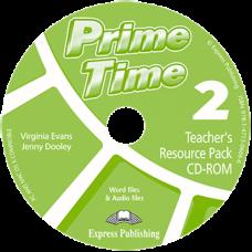 Диск Prime Time 2 Teacher's Resource Pack CD-ROM