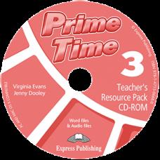 Диск Prime Time 3 Teacher's Resource Pack CD-ROM