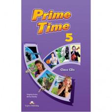Диск Prime Time 5 Class Audio MP3 CD