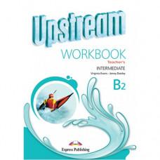 Книга для учителя Upstream Intermediate 3rd Edition Teacher's Workbook
