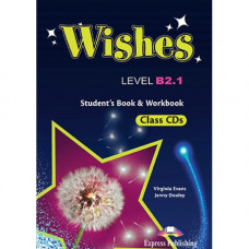 Диск Wishes B2.1 (for the updated 2015 exam) MP3 CD