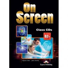 Диски On screen B2+ Class Audio CDs