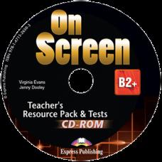 Диск On screen B2+ Teacher's Resource Pack CD-ROM