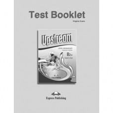 Тесты по английскому языку Upstream Upper Intermediate 3rd Edition Test Booklet