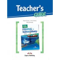 Книга для учителя Career Paths: Fishing & Seafood Industry Teacher's Guide