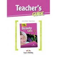 Книга для учителя Career Paths: Beauty Salon Teacher's Guide