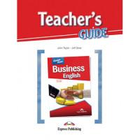 Книга для учителя Career Paths: Business English Teacher's Guide