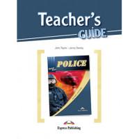 Книга для учителя Career Paths: Police Teacher's Guide