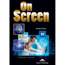 Учебник  On screen B2 Student's Book with Writing Book