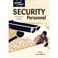 Учебник  Career Paths: Security Personnel Student's Book