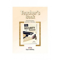 Книга для учителя Career Paths: Security Personnel Teacher's Book
