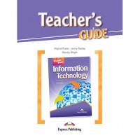 Книга для учителя Career Paths: Information Technology Teacher's Guide