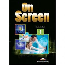 Учебник  On screen 1 Student's Book