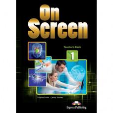 Книга для учителя On screen 1 Teacher's Book