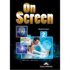 Учебник  On screen 2 Student's Book