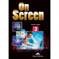 Учебник  On screen 3 Student's Book